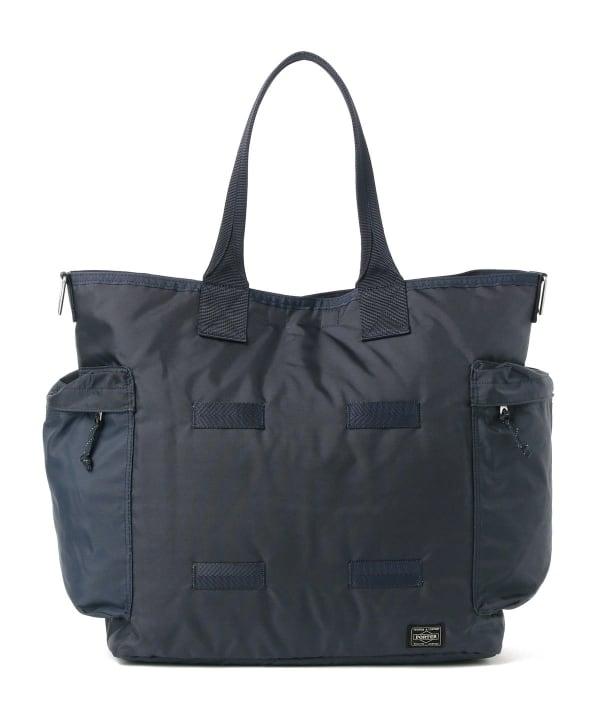 BEAMS(ビームス)PORTER   Force 2way Tote Bag(バッグ トートバッグ ... 52b1945471ae6
