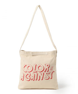 Color at Against × RWCHE × BEAMS JAPAN / 別注 ショルダーバッグ