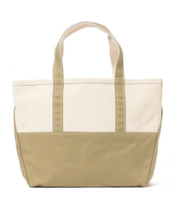 【予約】L.L.Bean × BEAMS PLUS / 別注 DEEP BOTTOM BOAT&TOTE BAG M