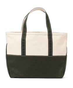 L.L.Bean × BEAMS / 別注 DEEP BOTTOM BOAT&TOTE BAG M