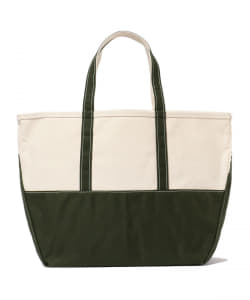L.L.Bean × BEAMS / 別注 DEEP BOTTOM BOAT&TOTE BAG L