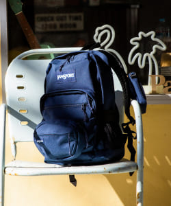 JANSPORT × BEAMS / 別注 Plus Pack