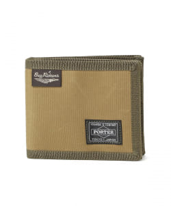 BUZZ RICKSON'S × PORTER / Jumgle Cloth Wallet