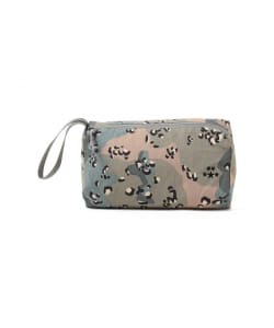 "WINICHE&CO. × BEAMS JAPAN / 別注 ""Downtown Desert"" Camo Pouch"