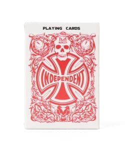 INDEPENDENT / Hold Em Playing Cards