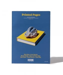 Printed Pages / SUMMER 2014