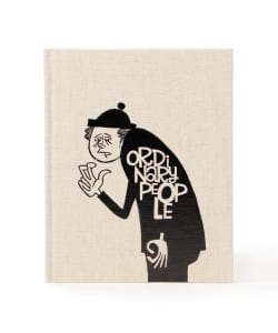 Yusuke Hanai / ORDINARY PEOPLE Art Book