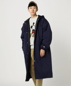 Champion × BEAMS / 別注款 男装寬大 大衣