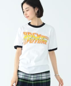 BACK TO THE FUTURE / プリント Tシャツ
