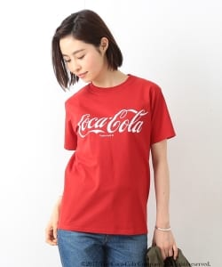 Coca-Cola & Fruit of The Loom by  BEAMS BOY / プリント Tシャツ