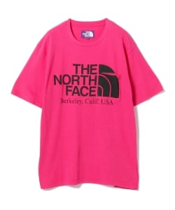 THE NORTH FACE PURPLE LABEL / ロゴ プリント Tシャツ