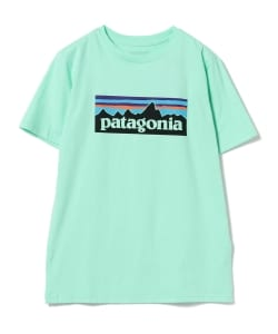 Patagonia /  ボーイズ ロゴ Tシャツ 559CL●