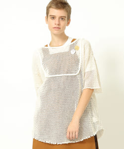 maturely / Army Net Over Tee