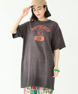 WAREHOUSE × BEAMS BOY / ロング Tシャツ
