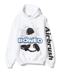 BOW WOW / AIR BRUSH HOODIE