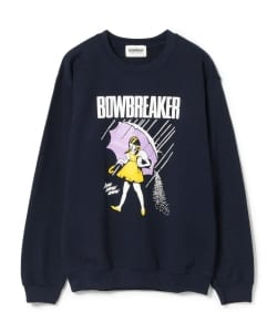 BOW WOW × BEAMS BOY / BREAKER SWEAT