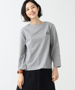 LACOSTE / 別注 ロングスリーブ カットソー