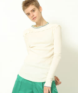 maturely / Mellow Rib Hi Neck