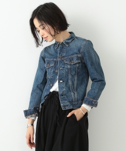 【FUDGE 6月号掲載】orslow / 60s DENIM JACKET