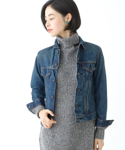 【CLUEL 3月號刊登】BEAMS BOY × orSlow / 60s DENIM JACKE