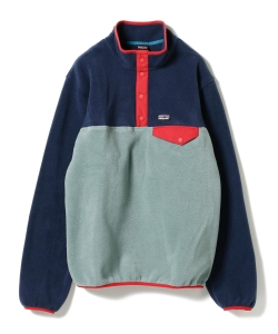 Patagonia / Girls' Lightweight Synchilla Snap-T Pullover