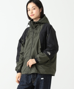 【FUDGE 9月号掲載】<Women>THE NORTH FACE PURPLE LABEL / 別注 Mountain Wind Parka