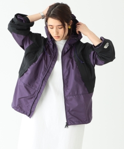【予約】<WOMEN>THE NORTH FACE PURPLE LABEL / 別注 Wind Parka●