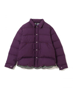 THE NORTH FACE PURPLE LABEL / Midweight 65/35 Stuffed Shirt●