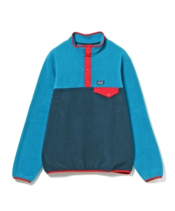 Patagonia / Boys Snap-T Pullover●