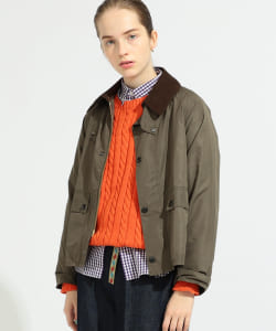 Barbour × BEAMS BOY / 別注 SPEY