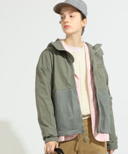 <WOMEN>COLUMBIA × BEAMS / 別注 Challenger Windbreaker Jacket