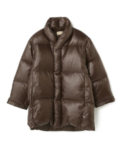 maturely / Shawl Collar Down Jacket