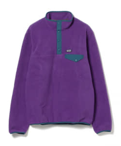 Patagonia / Girls' Lightweight Synchilla Snap-T Pullover●