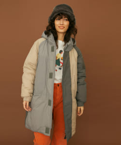WILD THINGS × BEAMS BOY / 別注 Monster Parka