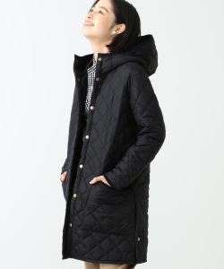 Barbour × BEAMS BOY / 20th別注 Liddesdale Long Hoody