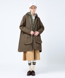 【予約】Barbour × BEAMS BOY / 20th別注 Balvenie Jacket