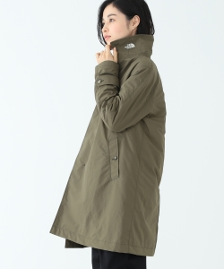 THE NORTH FACE PURPLE LABEL / 別注 ステンカラーコート 18AW●