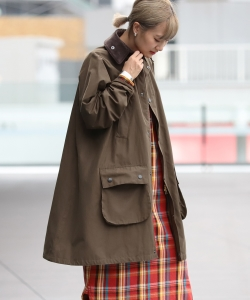 Barbour × BEAMS BOY / 別注 Balvenie Jacket