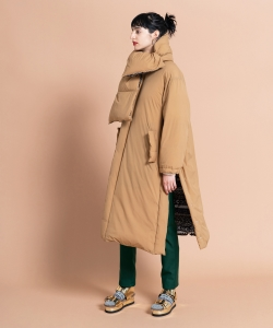 【予約】maturely / Futon Down Coat