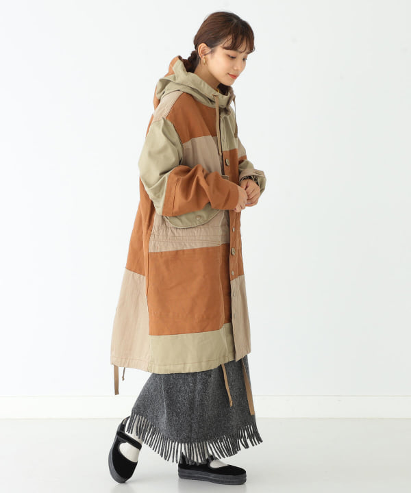 ENGINEERED GARMENTS × BEAMS BOY / 別注 Highland Parka