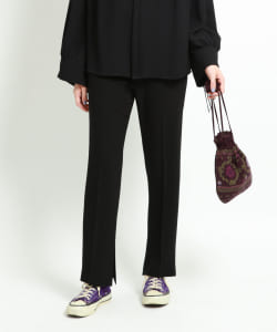 maturely / Georgette Slacks