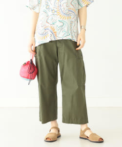 BUZZ RICKSON'S × BEAMS BOY / ポプリン アーミー