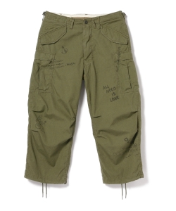 BUZZ RICKSON'S × BEAMS BOY / 別注 M-65軍裝褲
