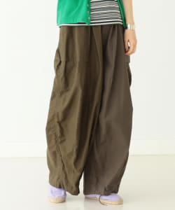 NEEDLES × BEAMS BOY /  別注 Militaly Combo HD Pants●