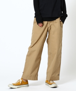 BUZZ RICKSON'S × maturely / M-43 Trousers Khaki