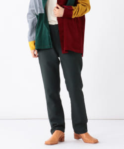 【アウトレット】maturely / Gabardine 5Pocket Pants