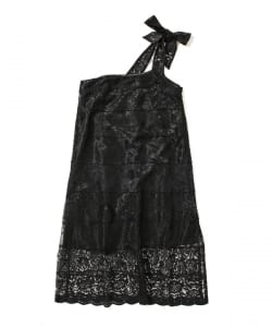 【アウトレット】maturely / Multi Lace Unit Dress
