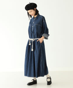 orslow / Denim Shirts One-piece