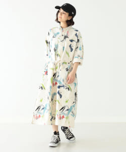 【予約】orslow / Print One-piece