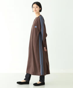 【予約】NEEDLES  × BEAMS BOY / 別注 Track Dress 20FW●